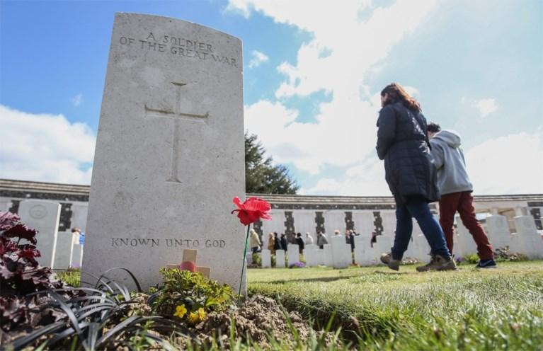 Duizenden toeschouwers voor herdenking Slag om Passendale