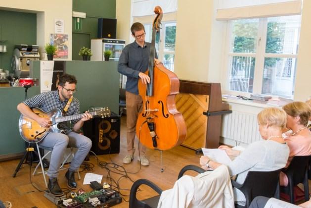 Jazz en folk in het Stadsmus met Tim Finoulst en Martijn Vanbeul