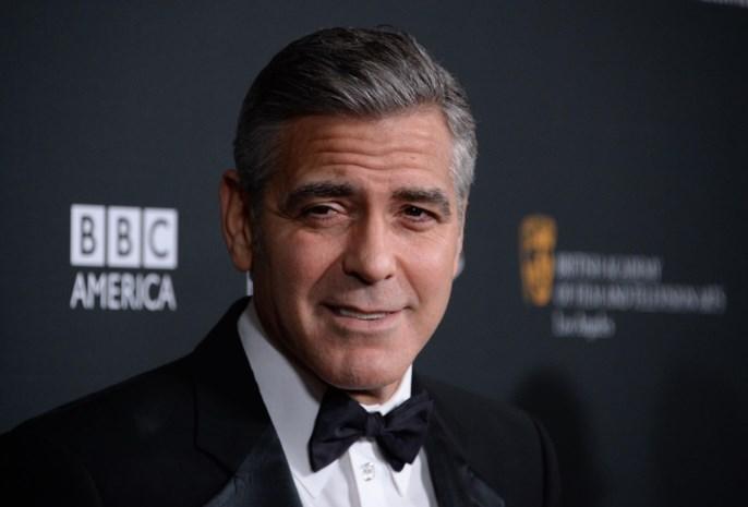 Wetenschappelijk bewezen: Clooney is knapste man ter wereld
