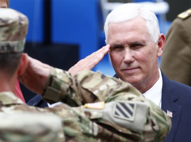 """VS verlenen militaire steun aan Baltische republieken: """"We zullen altijd naast jullie staan"""""""