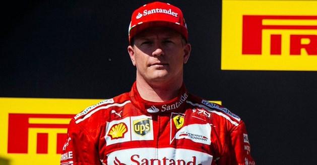 Kimi Raikkonen in Hongarije verkozen tot 'Driver of The Day'