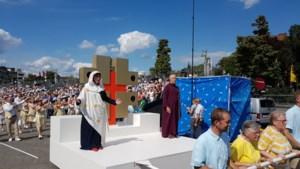 VIDEO. Duizenden toeschouwers voor eerste Virga Jesse-ommegang in Hasselt