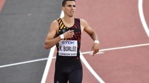 Kevin Borlée raakt allicht fit voor 4x400m op WK atletiek