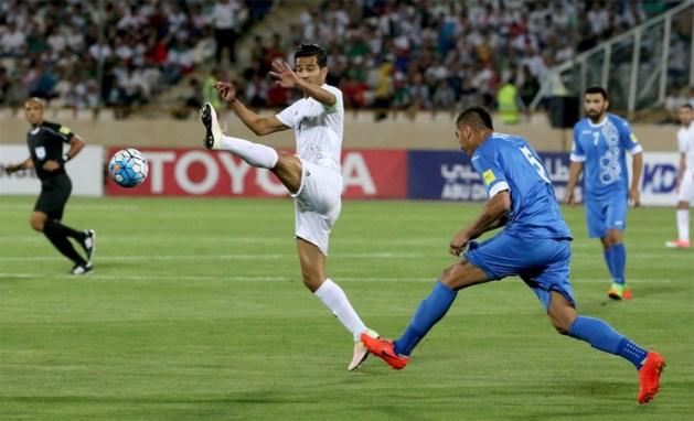 Iran zet twee internationals uit nationale ploeg... omdat ze speelden tegen ploeg uit Israël