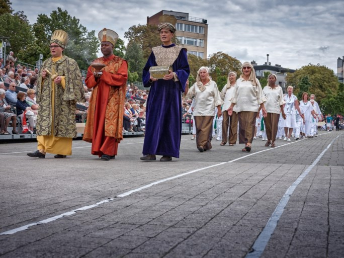 95.000 toeschouwers voor Virga Jessefeesten