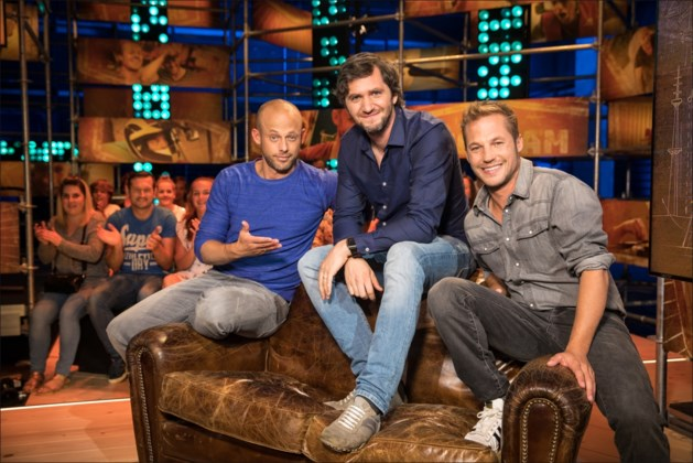 Lieven Scheire maakt debuut bij VTM
