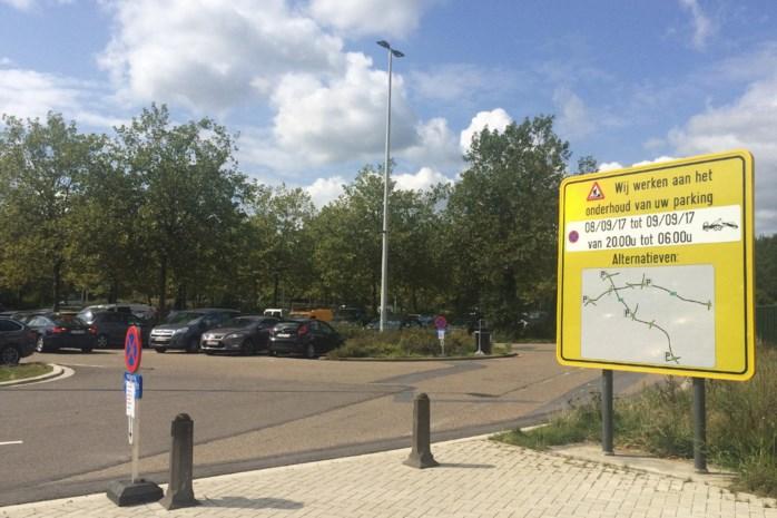 Limburgse carpoolparkings krijgen poetsbeurt