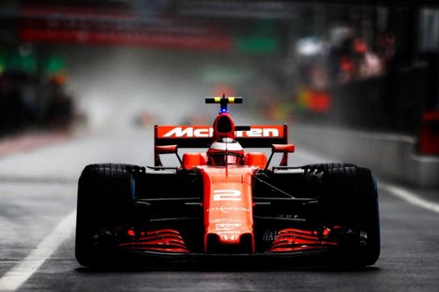 Derde oefensessie GP van Italië ingekort door hevige regen