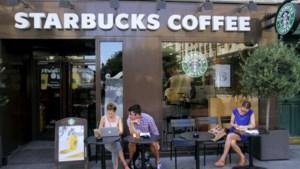 Nu ook Starbucks langs Belgische snelwegen