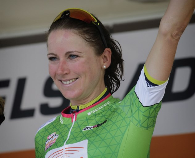 Van der Breggen wint vijfde etappe, Van Vleuten met leiderstrui naar slotrit Boels Ladies Tour