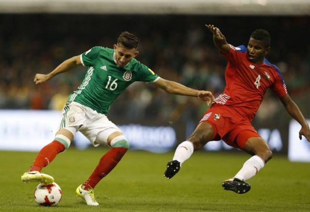 Mexico verzekert zich als eerste Noord- en Midden-Amerikaanse land van WK-ticket
