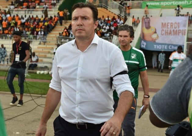 Wilmots heeft eerste zege beet bij Ivoorkust en staat stapje dichter bij WK