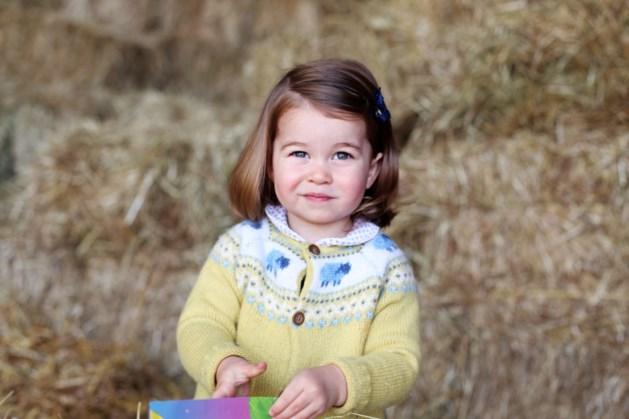 Prinses Charlotte heeft zelfde hobby als haar overleden oma Diana