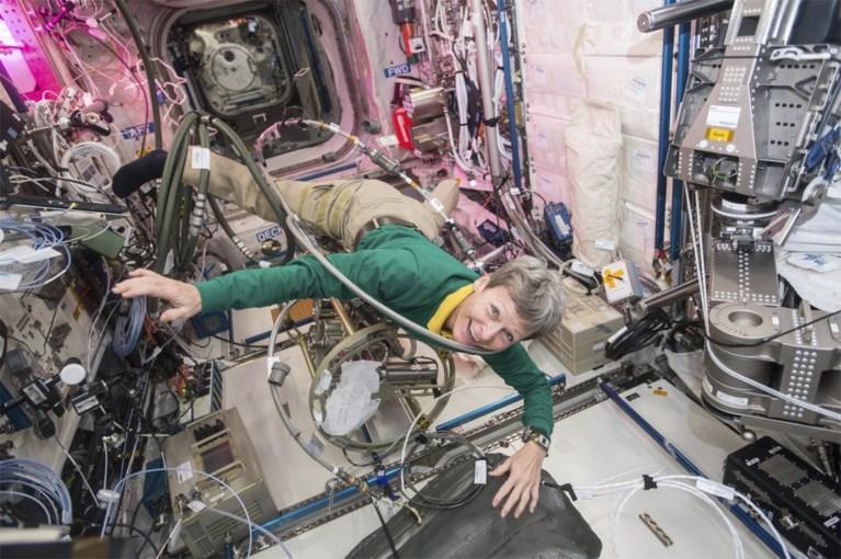 Deze astronaute vertelt na 9 maanden in de ruimte wat ze het meest gemist heeft