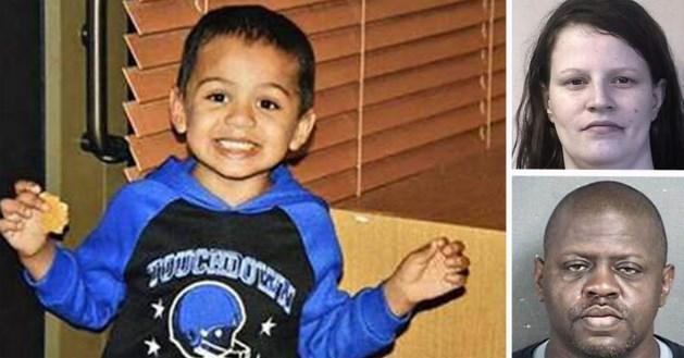 Jongetje (7) vermoord en bij varkens gegooid door vader en stiefmoeder. Nu klaagt oma overheid aan