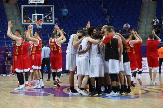 Spanje, Kroatië en Rusland verzekeren zich van achtste finales op EK basket