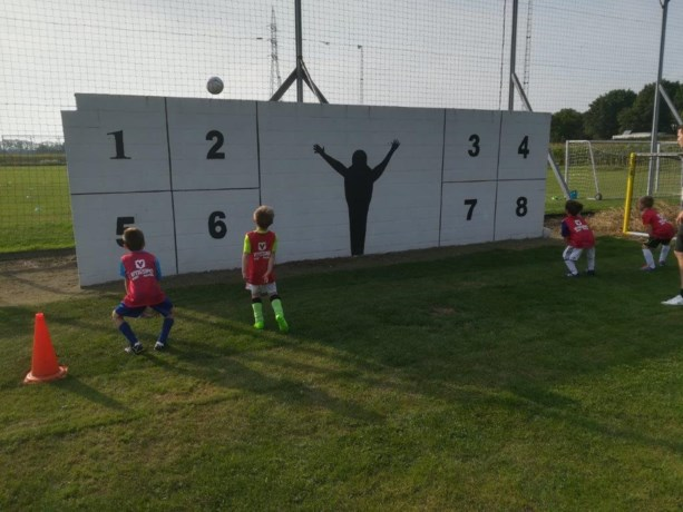 Voetbalclub KST Elen start met Multimove voor kinderen