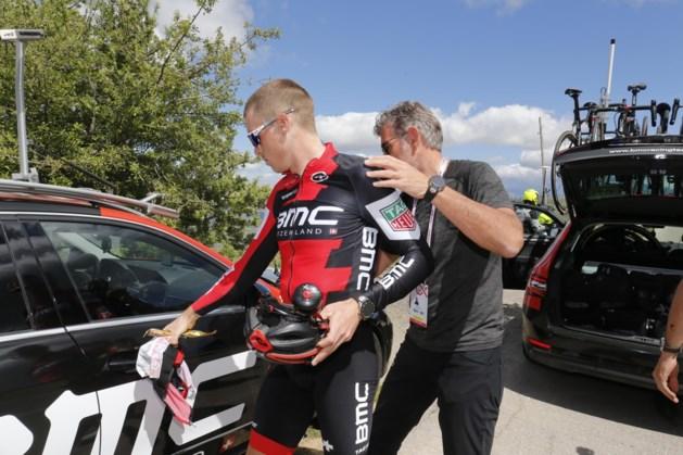 Topfavoriet Dennis moet forfait geven voor enige tijdrit in Vuelta