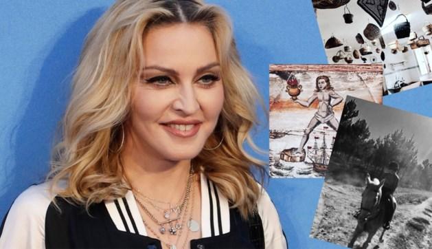 Madonna verlaat Amerika en komt een pak dichterbij wonen