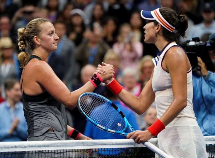 US OPEN. Sharapova haalt kwartfinales niet, ook Muguruza naar huis