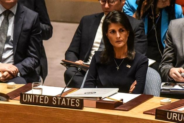 """VS: """"Noord-Korea smeekt om oorlog"""""""