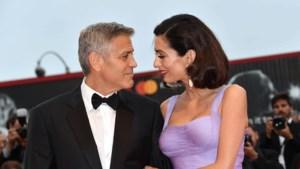 George Clooney legt uit waarom zijn kinderen Ella en Alexander heten