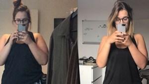 Gluren bij BV's: Dochter Ignace Crombé deelt foto van haar nieuwe lichaam