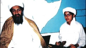 Zoon van Bin Laden staat te trappelen om levenswerk van zijn vader verder te zetten