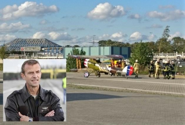 """VIDEO. Vliegtuigje met Limburgse piloot maakt noodlanding in buurt van Sportpaleis: """"Snel locatie gezocht"""""""