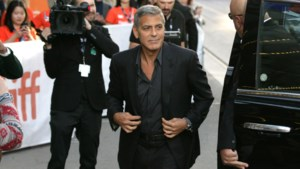 George Clooney geeft toe dat hij tegenwoordig elke dag huilt