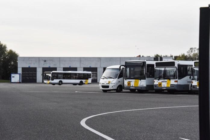 Dieven slijpen drie kluizen open bij busbedrijf