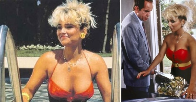 """Tatjana Simic rechtuit tegen Cath Luyten: """"Als ik geen borsten had, had ik de rol in Flodder nooit gekregen"""""""