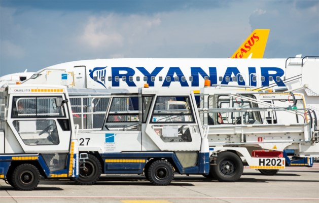 Luchthaven Charleroi houdt rekening met vertragingen door stiptheidsactie piloten Ryanair