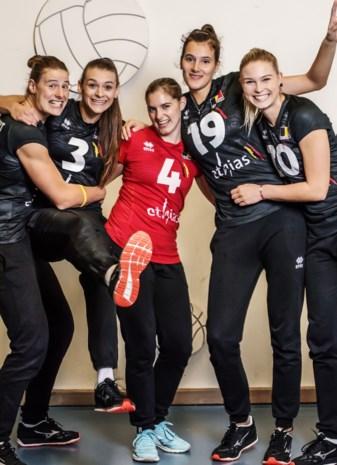 """Vijf Limburgse Tigers op EK Volley: """"We hebben enkel revanchegevoelens tegenover onszelf"""""""