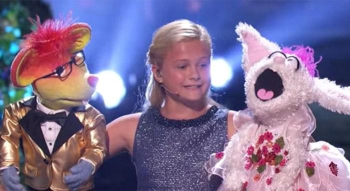 Buiksprekende tiener wint 'America's Got Talent'