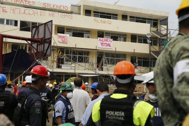 Elf kinderen gered uit schoolgebouw in Mexico