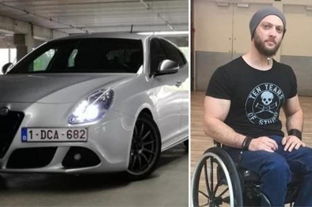 Mindervalide mag niet met nieuwe auto rijden omdat hij 1 centimeter te laag is