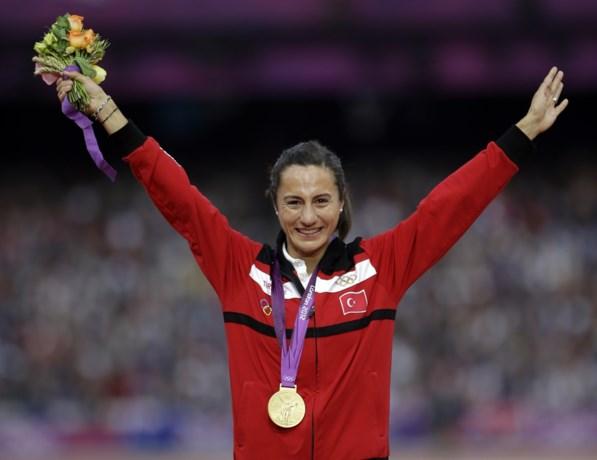 Turkse atlete wordt voor de derde keer betrapt op doping en krijgt levenslange schorsing