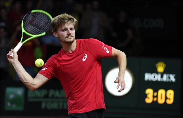 David Goffin moet het hoofd buigen in kwartfinales ATP Metz ondanks matchbal