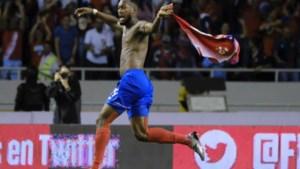 Costa Rica plaatst zich voor WK na doelpunt in slotminuut