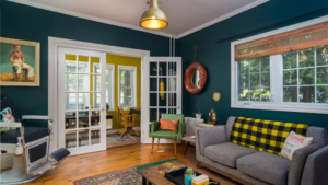 Fans van Wes Anderson kunnen hun hartje ophalen in deze Airbnb