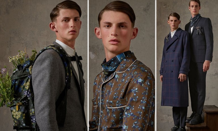 Hier zijn de eerste beelden van de nieuwste designercollectie bij H&M