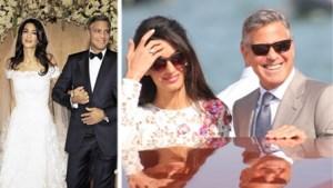 De trouwjurk van Amal Clooney wordt een museumstuk
