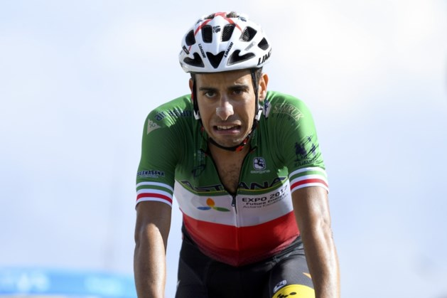 Kogel is door de kerk: Aru verhuist naar UAE Team Emirates