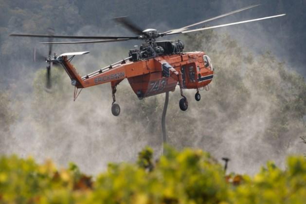 Al 41 bevestigde doden na natuurbranden Californië