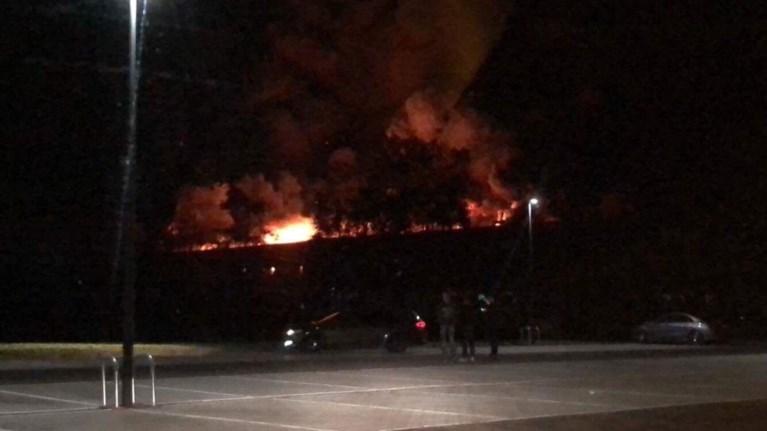 VIDEO. Opslagruimtes in oude Philipshal uitgebrand: wat met attracties Winterland?