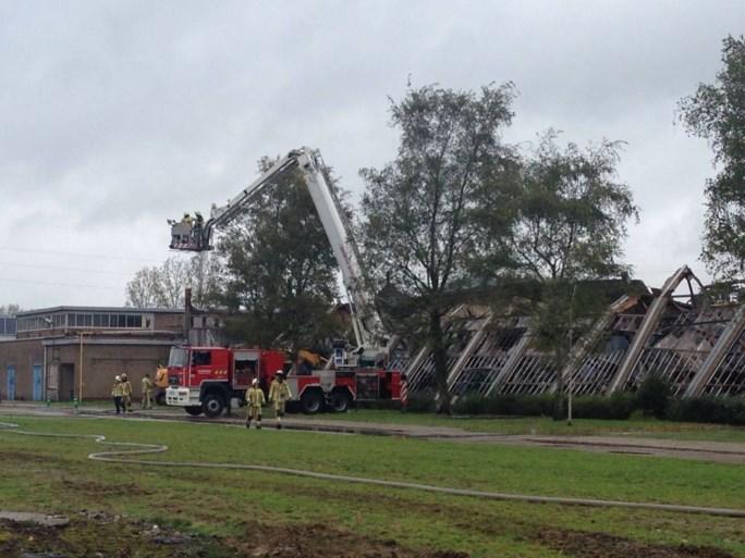 """Na enorme brand Philipsfabriek: """"Winterland gaat gewoon door"""""""
