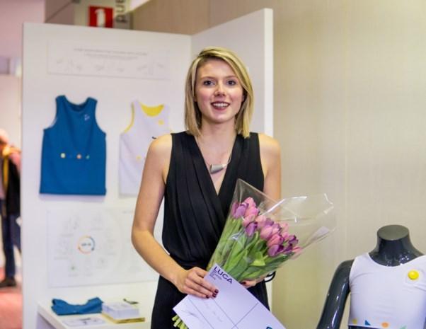 """Limburgse ontwerpt """"onderhemdje voor kinderen met astma"""""""