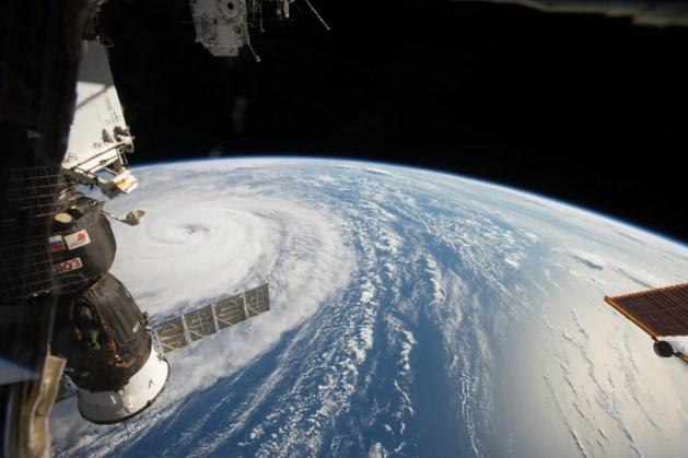 Internationaal ruimtestation verschuift zijn baan rond de Aarde met 700 meter