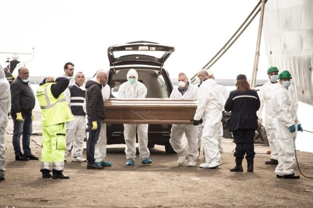 Lichamen van 23 vrouwen aangespoeld in zuiden van Italië